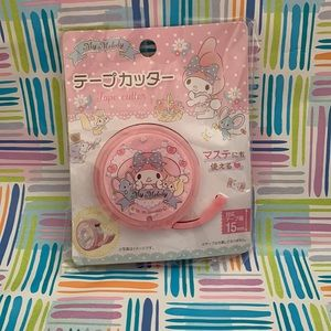 My melody tape dispenser